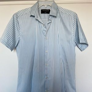 Top man Size XS Slim Fit button down